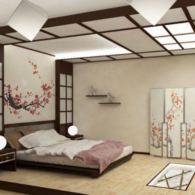 Образец спальни