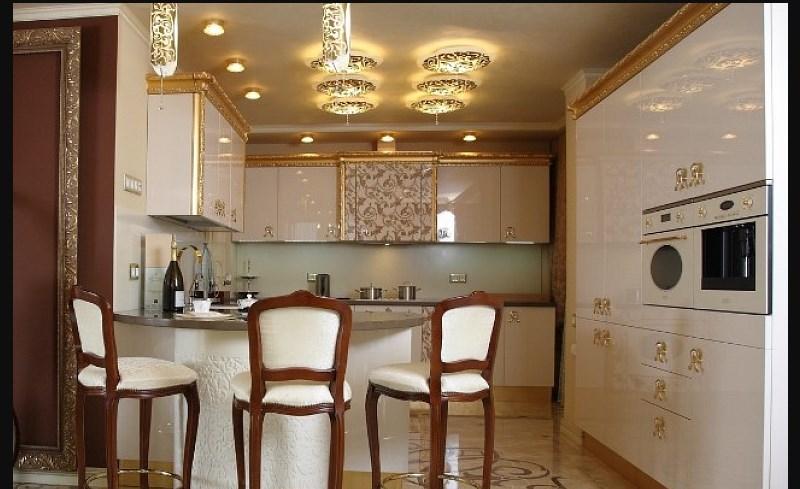 Мебель кухонная барокко
