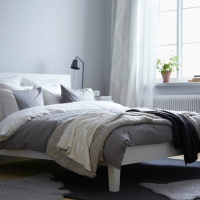 Спальня строгая для мужчины