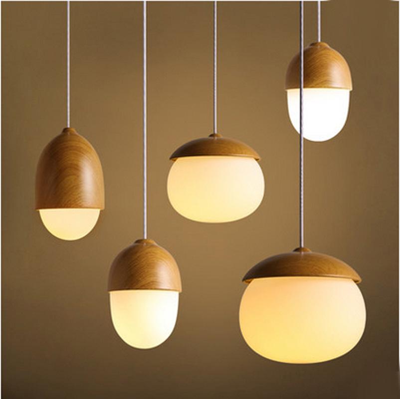 Висячие светильники