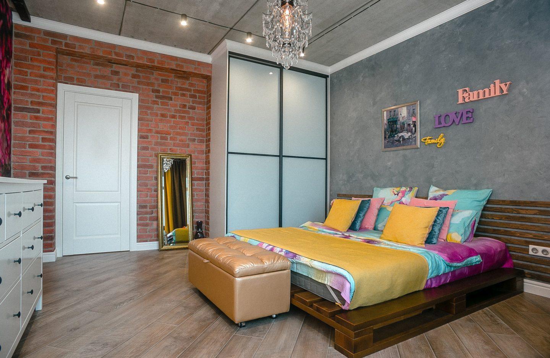 Лофт спальня своими руками фото фото 256