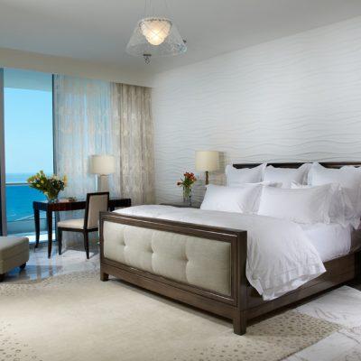 Панорама в спальне
