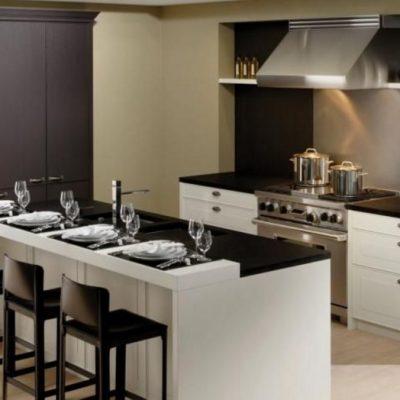 Стиль неоклассика кухни