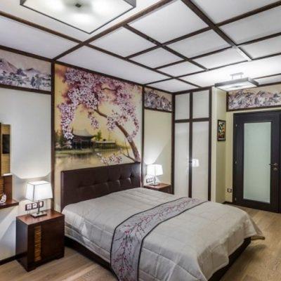 Пример спальни