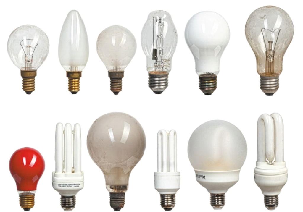 Лампочки для люстр