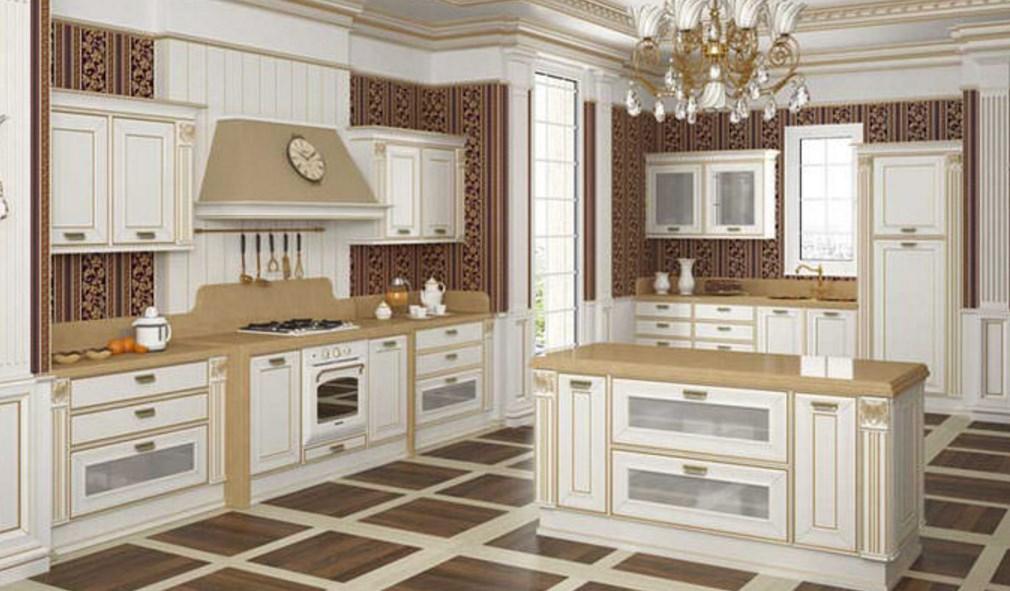 Кухня в стиле современная классика: роскошь многовековых традиций и актуальные тенденции