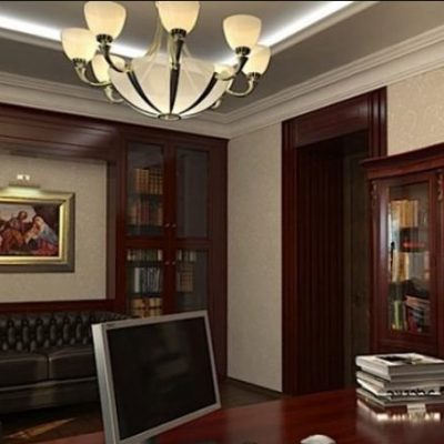 Картина в кабинете