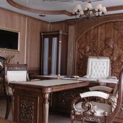 Коричневый кабинет