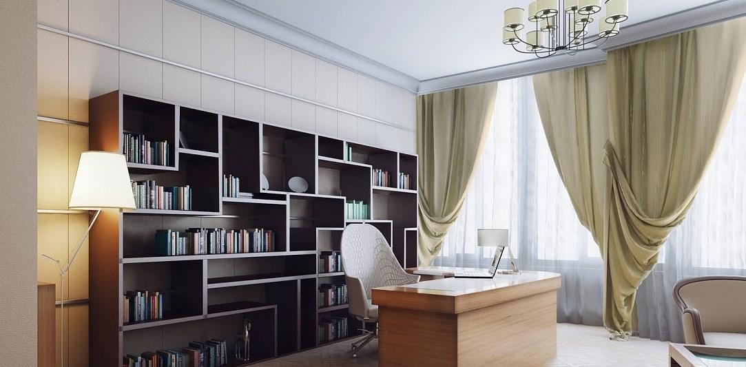 Мебель для кабинета шкаф