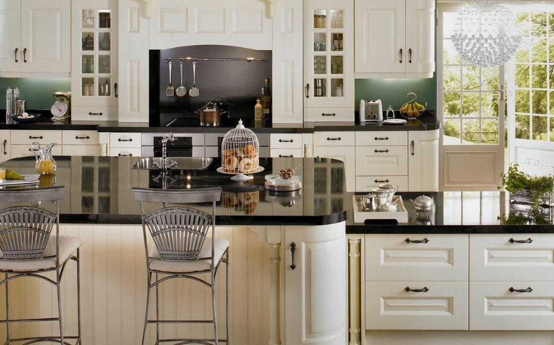 Кухонный фасад на примере фото