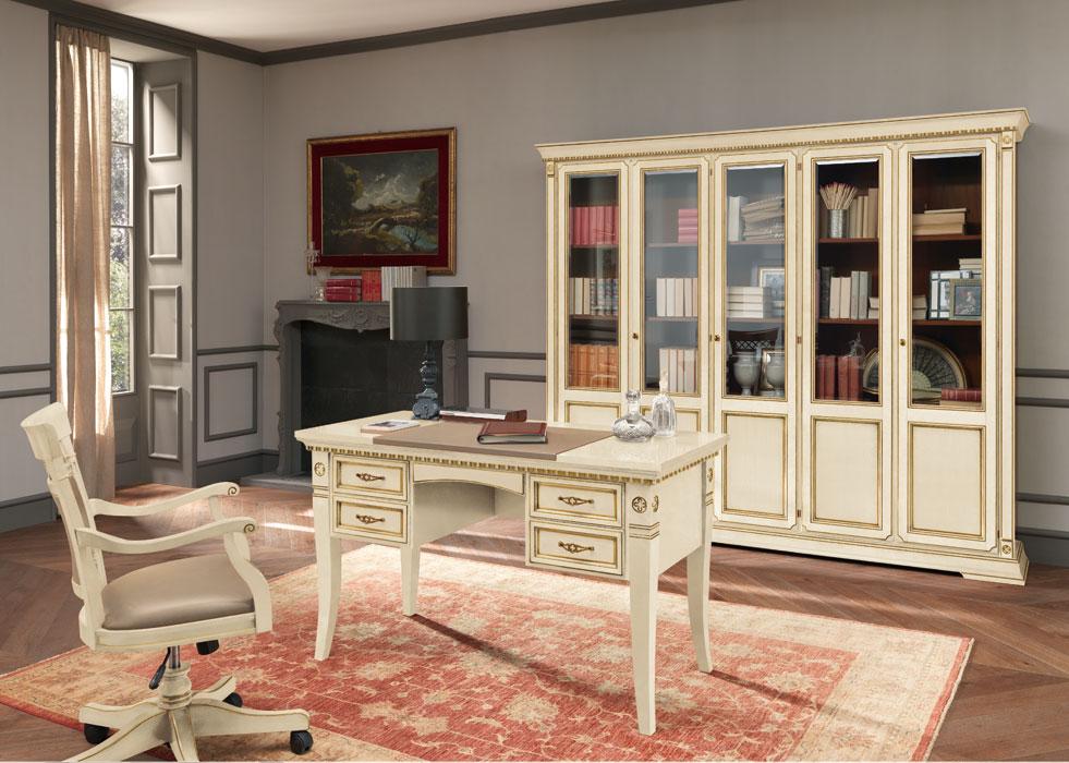 В настоящее время выбор на мебельном рынке настолько широк, что можно подобрать удобное и практичное рабочее кресло в классическом стиле