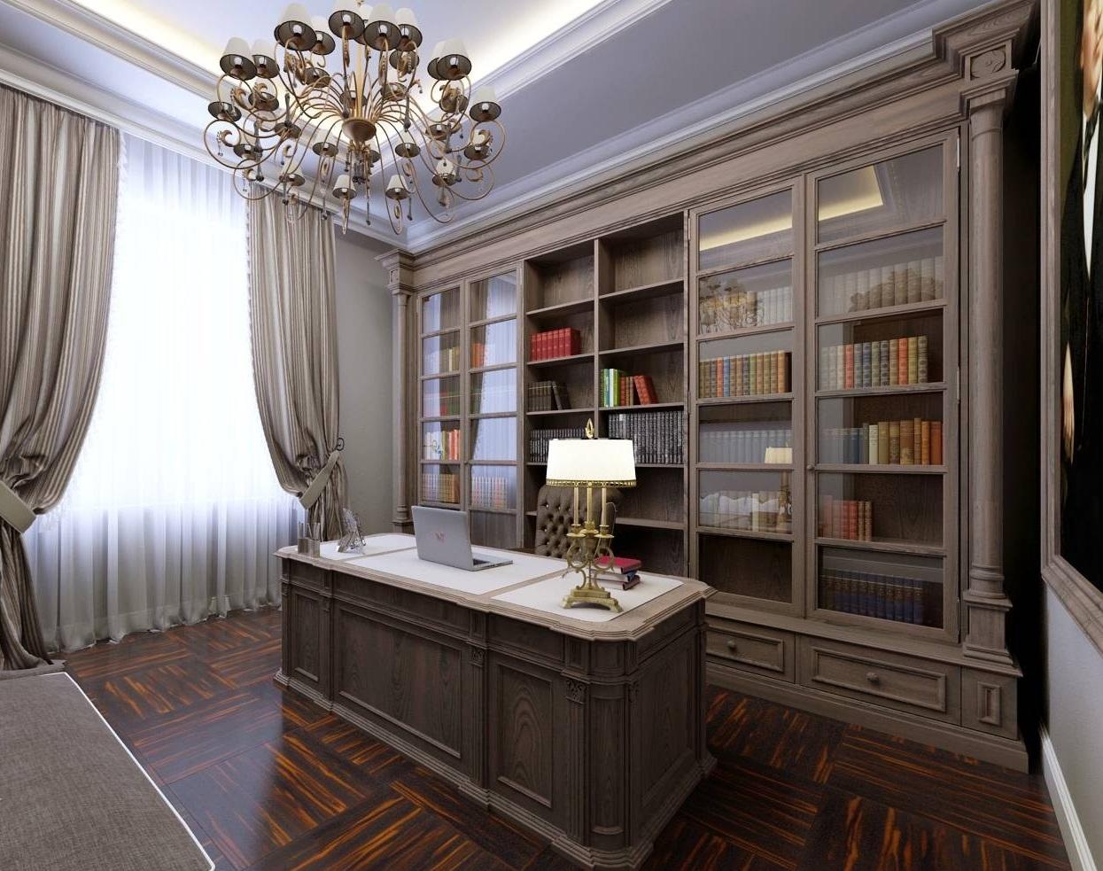 Все чаще современные деловые люди стали обустраивать дома отдельные кабинеты или небольшие рабочие зоны