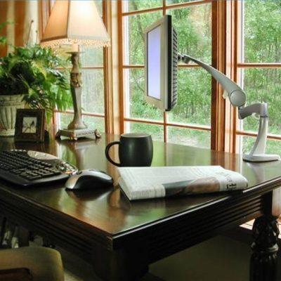 Офис дома