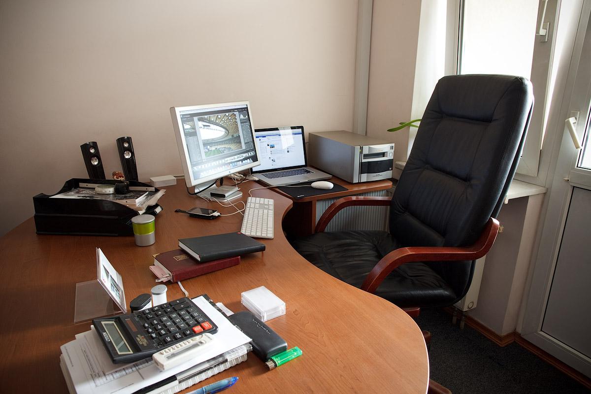 Офис фен шуй стиля