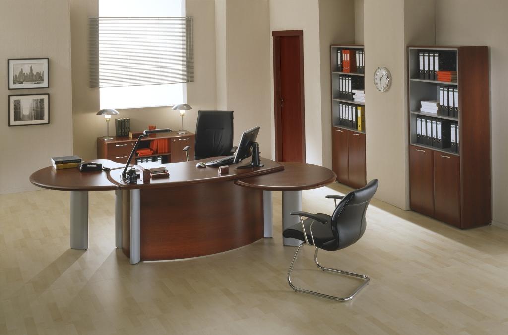 Оформление кабинета офиса