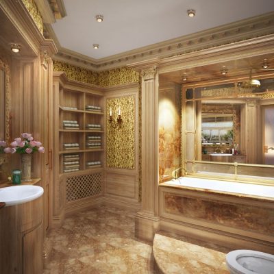 Английская ванная