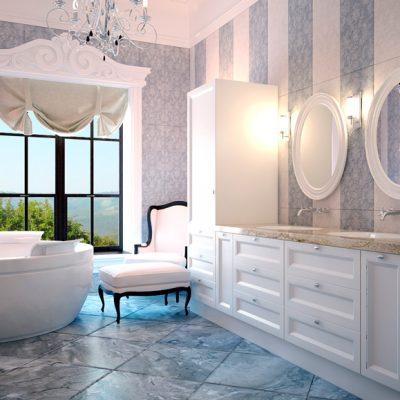 Стильная ванная комната