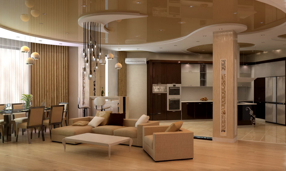 Ремонт квартир в стиле модерн Блог Профи - Ремонт