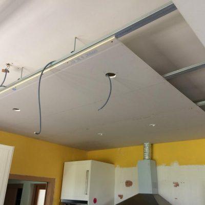 Гипсокартоновые потолки