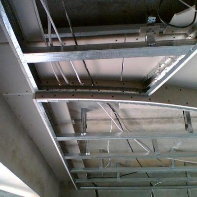Гипсокартон - потолок
