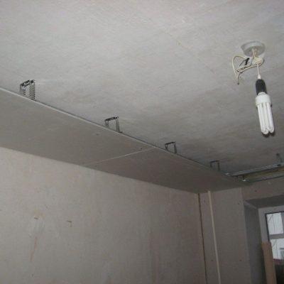 Каркас потолки