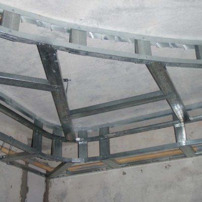 Каркас потолок