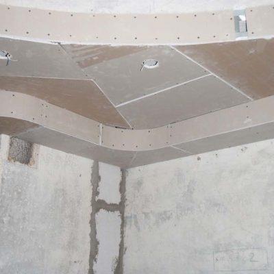 Многоярусные потолки