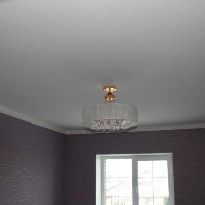 Бесшовный потолок фото