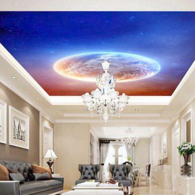 Дизайн потолков для дома