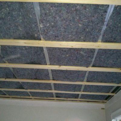 Звукоизоляция для потолка