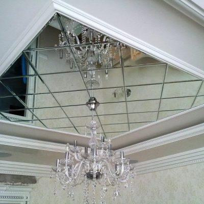 Зеркальный потолок
