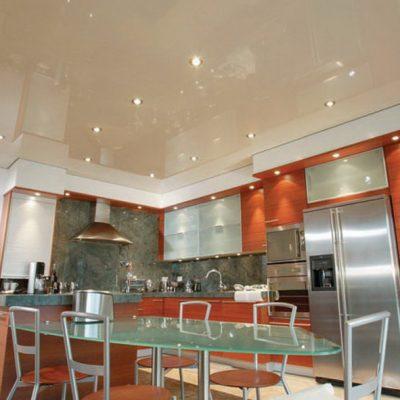 Потолки для кухни