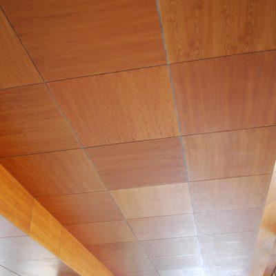 Панели потолочные