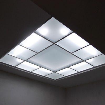 Подвесной потолок для дома