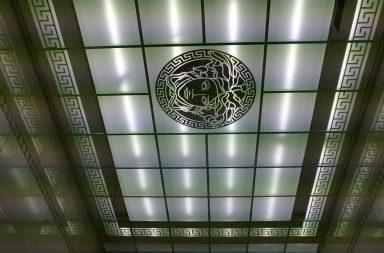Подвесной потолок фото
