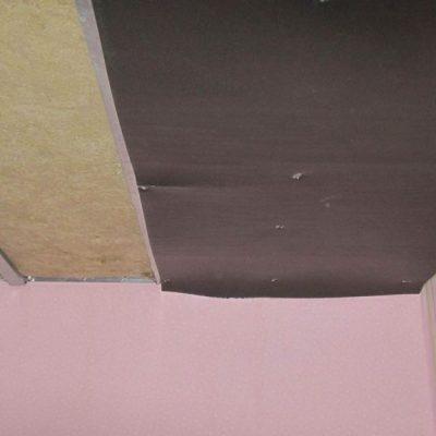 Подвесной потолок шумоизоляция