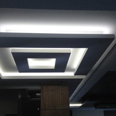 Подсветка потолок