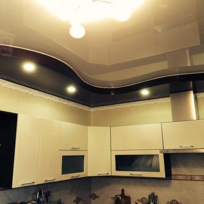Потолок для кухни натяжной