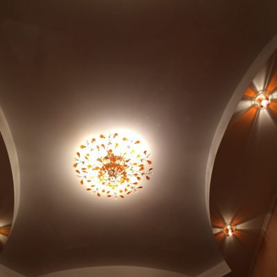 Светильник фото для натежных потолков