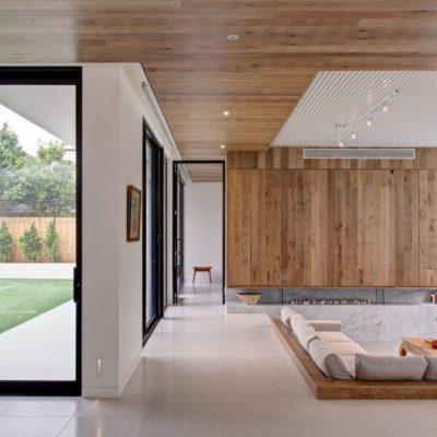Стена и потолок
