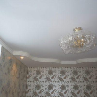Тканевый потолок натяжной