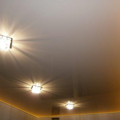 Цельный потолок