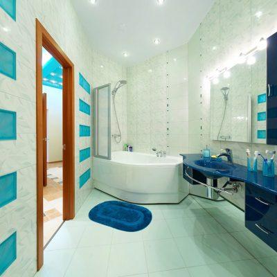 Ванная комната потолок
