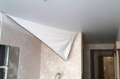 Демонтаж потолочный