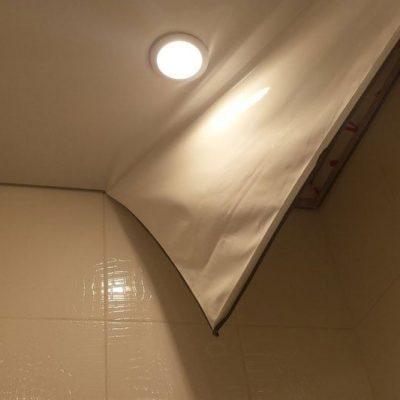 Демонтировка потолка