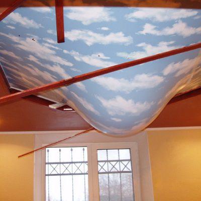 Затоп потолка