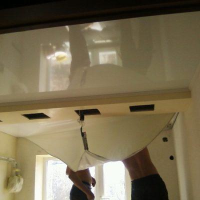 Как демонтировать потолок
