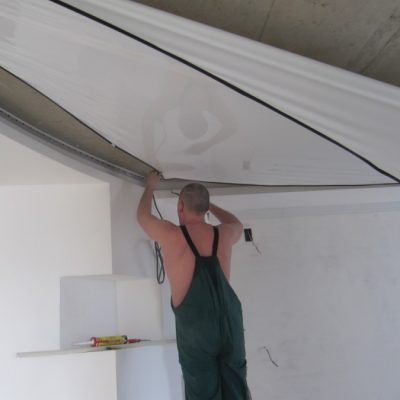 Натянутый потолок