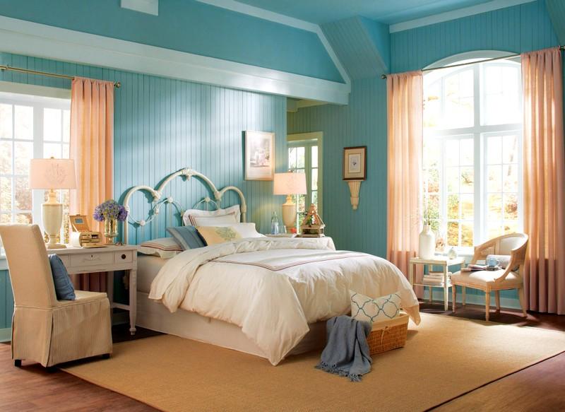 Замечательный дизайн для спальни