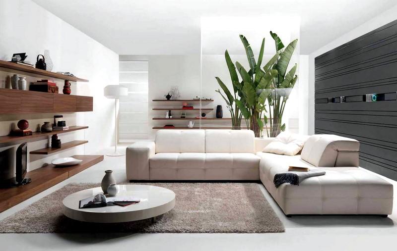 Идея дизайна интерьера гостиной